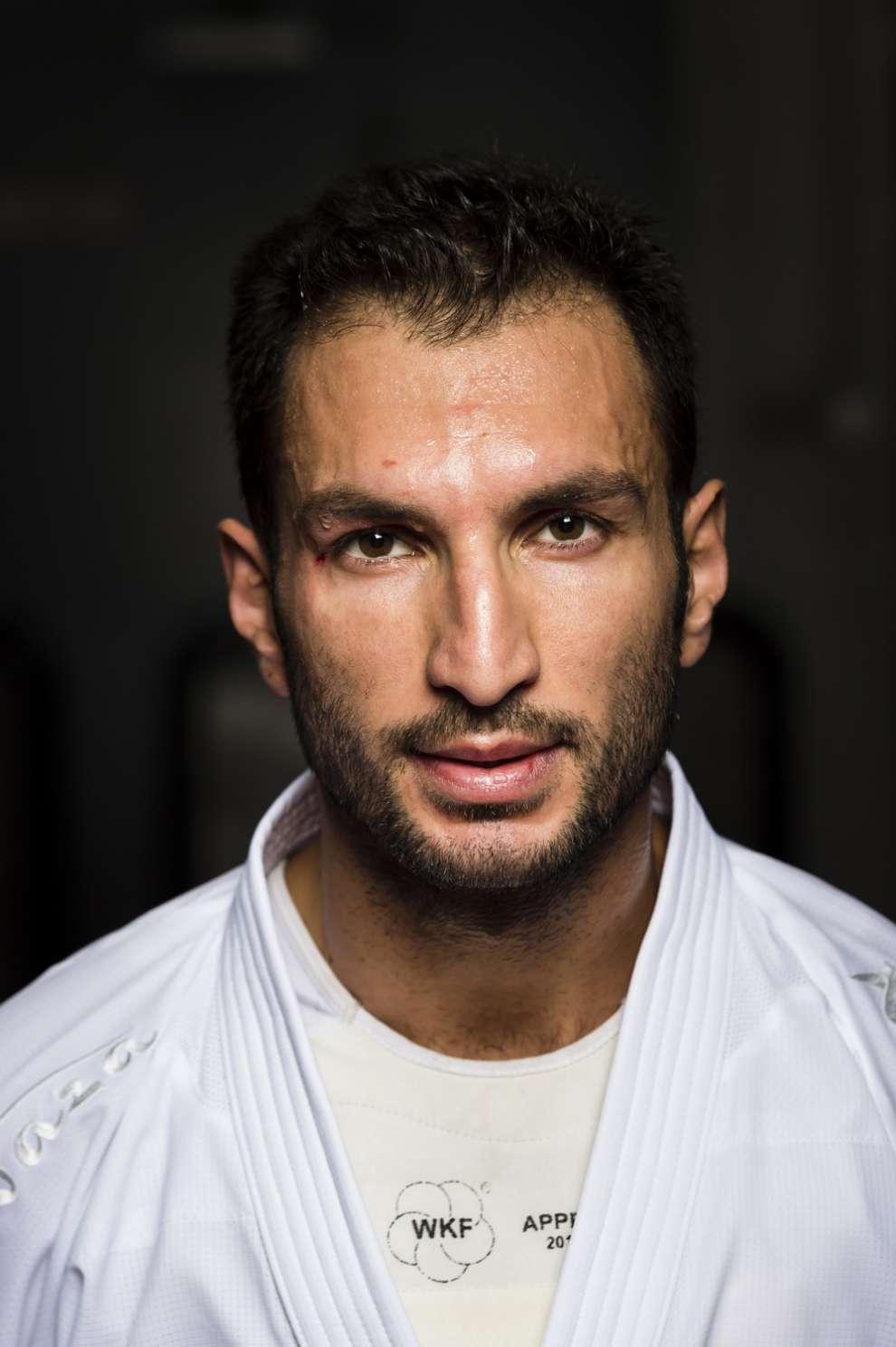 Avrupa, Dünya , Olimpiyat Şampiyonu Karateci SERKAN YAĞCI