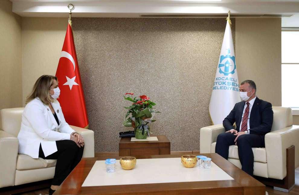 Başkonsolos Suzan Novoberdaliu, ''Türkiye hep yanımızda oldu''
