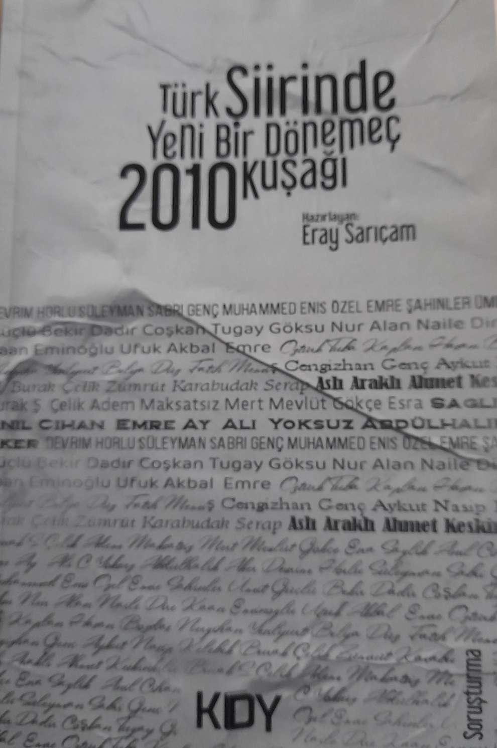 Eray Sarıçam'ın 4. Kitabı Çıktı
