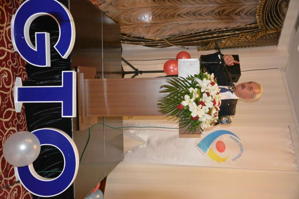 Gebze Ticaret Odası (GTO) Başkanı Nail Çiler