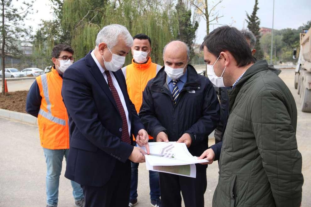 Gündoğdu, Gebze bölgesindeki projeleri yakından takip ediyor