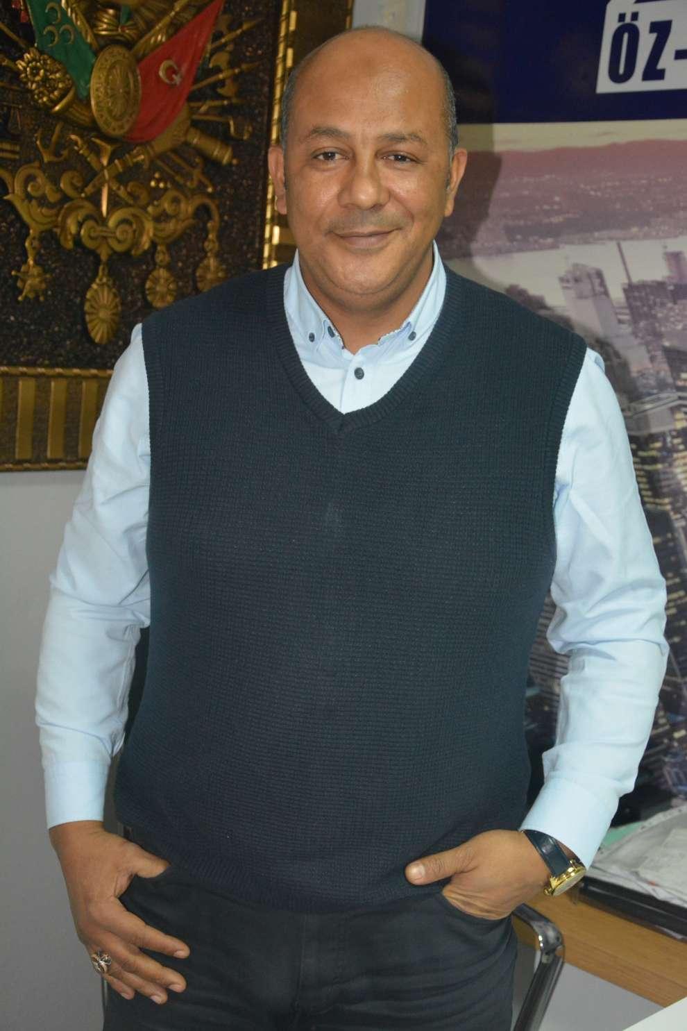Öz-Yap'ın patronu İbrahim Özdemir