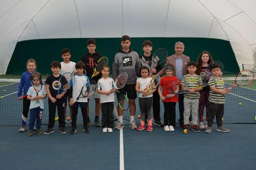 Tenisin Yıldızları