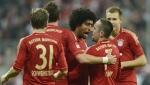 Bayern Münih'ten Hannover'e 5'lik tarife
