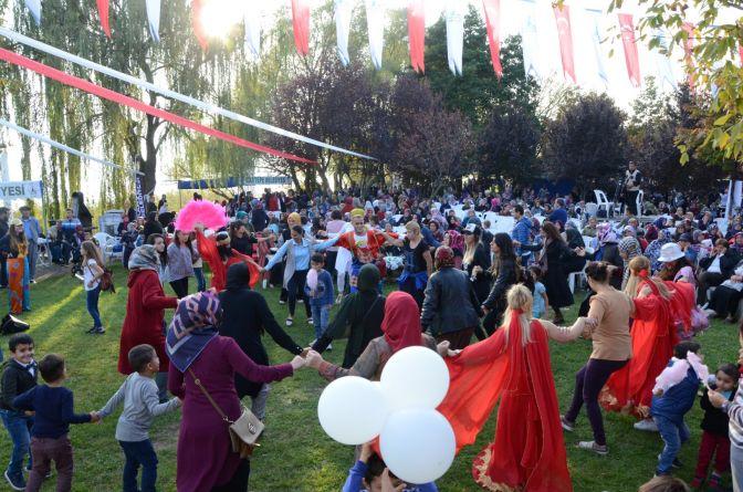 KARTEPE'DE MUHTEŞEM AYVA FESTİVALİ