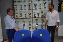 Arif Gülen siyasetten ticarete , futboldan hedeflerine Gölge Dergi'ye konuştu.
