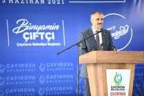 Çayırova Belediyesi Şekerpınar Bilgi Evi ve Aile Sağlığı Merkezi'nin temeli düzenlenen törenle atıldı.