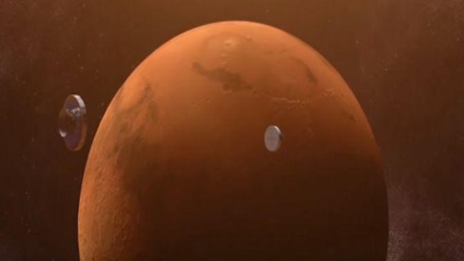 BAE 100 yıl sonra Mars'a yerleşmeyi planlıyor