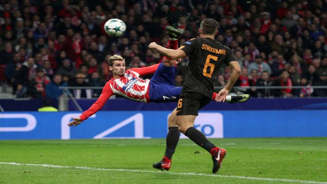 Barcelona, Griezmann'ı transfer ediyor