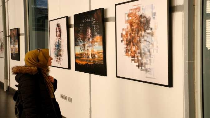 Bu sergiler kaçmaz, SEKA Kâğıt Müzesi'nde iki sergi bir arada