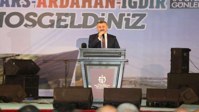 """Büyükakın Türkiye'nin En Önemli Zenginliği Birlik ve Beraberliğimizdir"""""""
