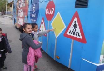 Büyükşehir'den 122 bin 557 öğrenciye trafik eğitimi
