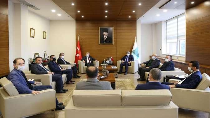CHP Milletvekili Akar'dan, KOTO'ya ziyaret