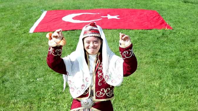 Cumhuriyet Bayramına en özel kutlama