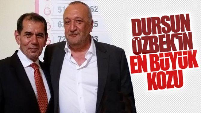 Dursun Özbek, Mehmet Ağarı yönetimine alacak