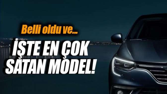 En çok satan otomobil modelleri
