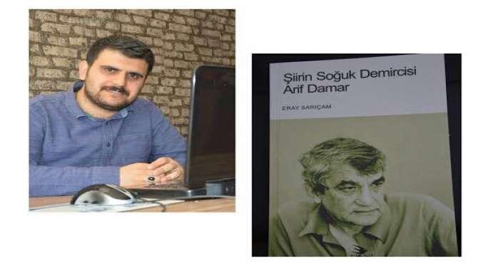 Eray Sarıçam'ın 3. Kitabı Çıktı