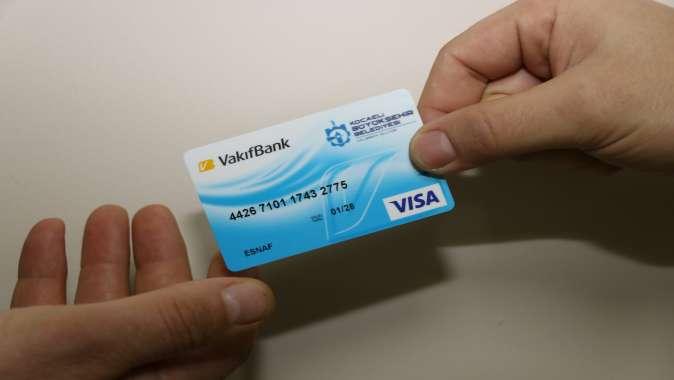 Esnafa üçüncü destek ödemeleri yatırılmaya başlandı