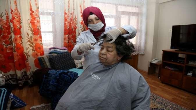 ''Evde Bakım Hizmeti'' 27 bin eve girdi