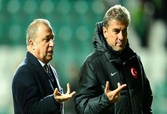 Fatih Terim'den Hamza Hamzaoğlu'na: Dalga mı geçiyorsun?