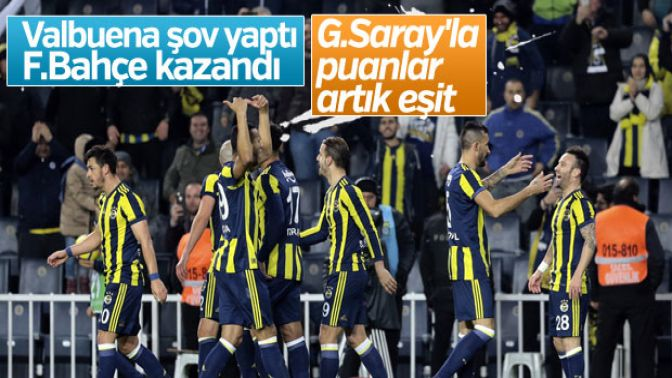 Fenerbahçe, Karabükspor'u rahat geçti