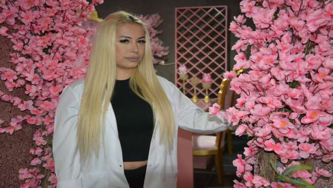 Gebze'de güzelliğin yolu 'Merve'den geçiyor