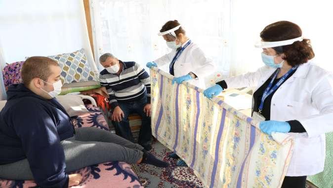 Hasta refakatçi eğitimleri devam ediyor