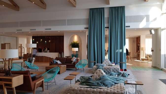 Karadağ'ın yıldızı, Hotelya'yı tercih etti