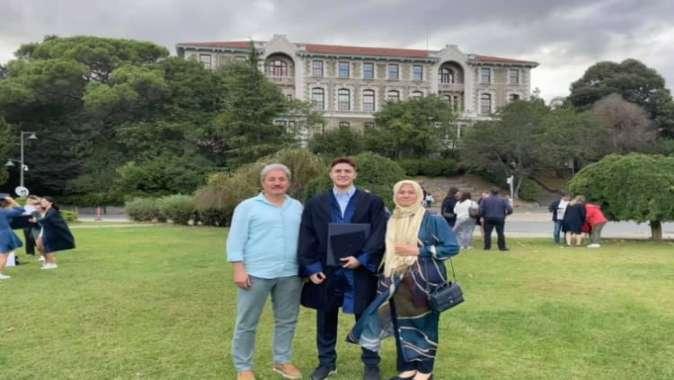 Metin Beşiroğlu'nun gurur günü