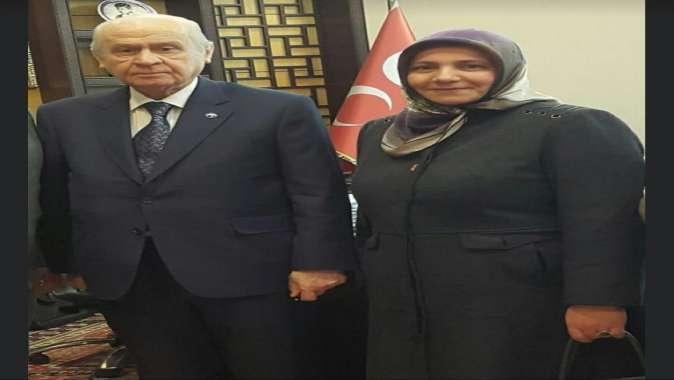 MHP Kadın Kollarından Ramazan Bayramı mesajı