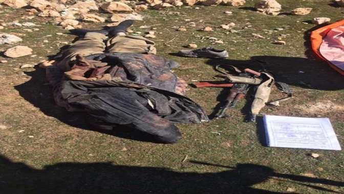 Nusaybin'de çatışma: 2 PKKlı etkisiz hale getirildi
