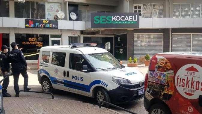 Ses Kocaeli'ne silahlı saldırı