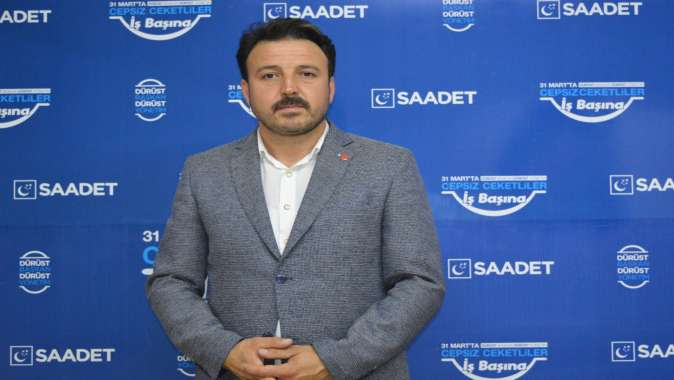 SP'li Türel: Müslüman'a zulüm artıyor