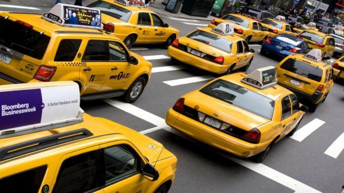 Taksi uygulamaları taksiciliği bitiriyor