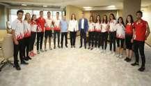 2020 Dünya Gençler Oryantiring Şampiyonası'nın ilk antrenmanı yapıldı.