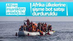 AB'den Libya'ya bot yasağı