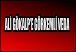 Ali Gökap'e Görkemli Veda
