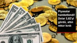 Altın 157,5 Lirayla Rekor Kırdı
