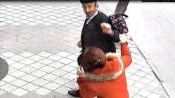 Arkasından gelen adamı çantayla döven kadın: Taciz etmedi, şikayetçi değilim