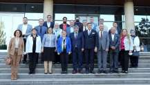 CHP Genel Sekreteri Selin Sayek Böke, KOTO'da, Kocaeli iş dünyasıyla buluştu