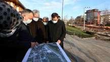 Başkan Büyükakın, ''Başiskele prestijli bir caddeye daha kavuşacak''