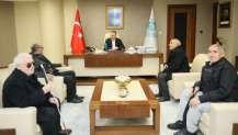 Başkan Büyükakın, ''Kocaeli'de engelli şurası yapacağız''