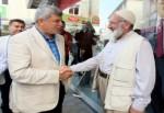 Başkan Karaosmanoğlu, Gebze'de Esnaf Turu Yaptı