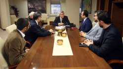 Başkan Karaosmanoğlu, ''Hukuksuz medeniyet olmaz''