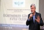"""Başkan Karaosmanoğlu, """"Öğretmenlerimiz bizim baş tacımızdır"""""""