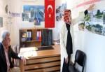 Başkan Karaosmanoğlu, yan yollar ve üst geçitler hakkında bilgi aldı