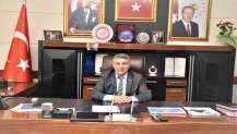 Başkan Şayir'den 10 Kasım Mesajı