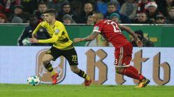 Bayern evinde Dortmund'u devirdi