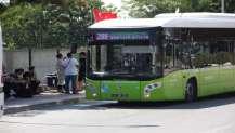 Bayramda Otobüs ve Tramvayla 370 Bin yolcu taşındı.