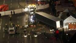 Berlin'de TIR, Noel pazarına girdi: En az 12 ölü